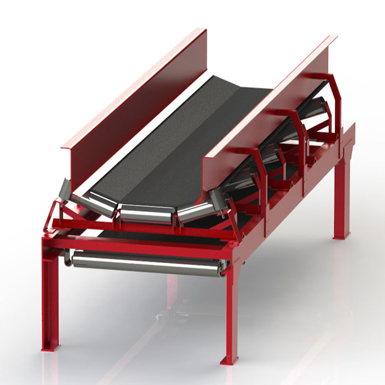 TRANS PROJECT Belt conveyor (TPT) STATIONARY